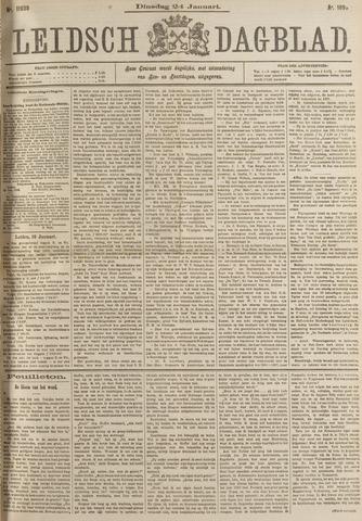 Leidsch Dagblad 1899-01-24