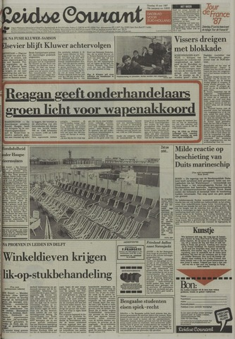 Leidse Courant 1987-06-16