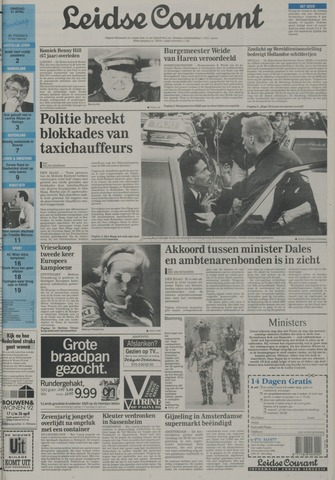 Leidse Courant 1992-04-21