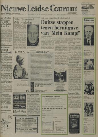 Nieuwe Leidsche Courant 1974-03-09