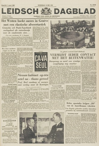 Leidsch Dagblad 1959-05-13