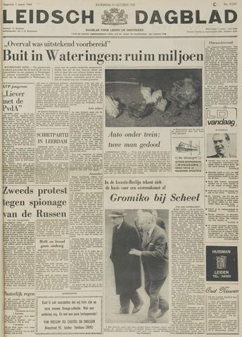 Leidsch Dagblad 1970-10-31