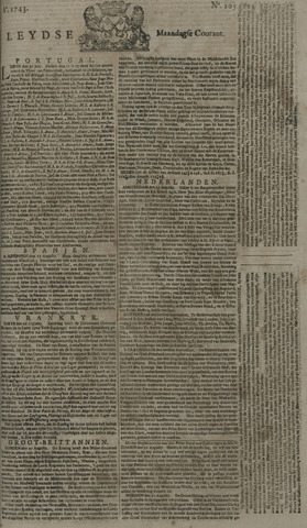 Leydse Courant 1743-09-02