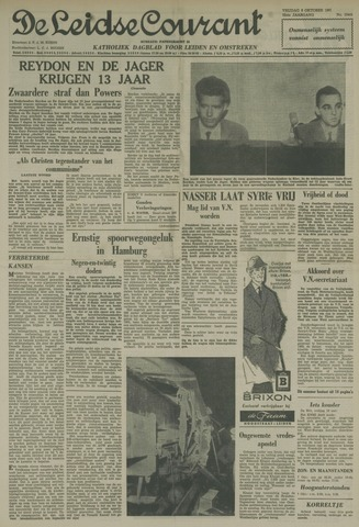 Leidse Courant 1961-10-06