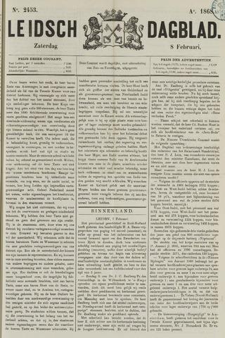 Leidsch Dagblad 1868-02-08