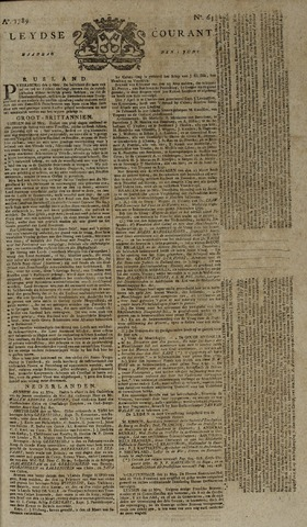 Leydse Courant 1789-06-01