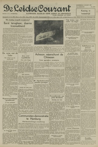Leidse Courant 1950-03-16
