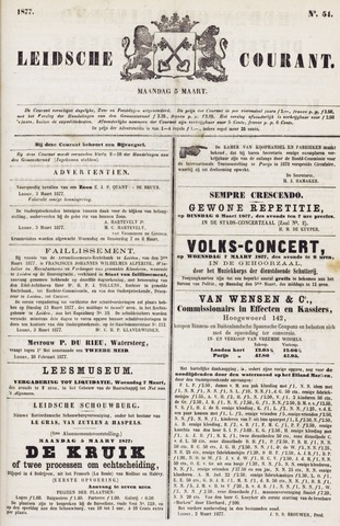 Leydse Courant 1877-03-05
