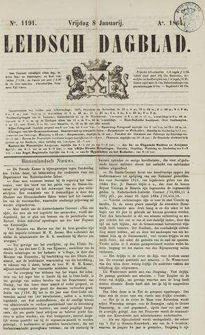 Leidsch Dagblad 1864-01-08
