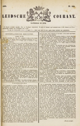 Leydse Courant 1883-06-30