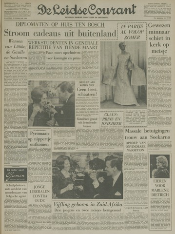Leidse Courant 1966-02-28