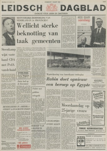 Leidsch Dagblad 1975-06-20