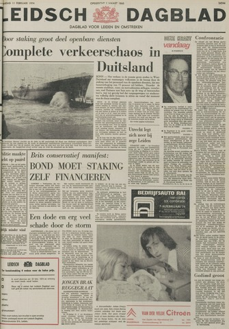 Leidsch Dagblad 1974-02-11