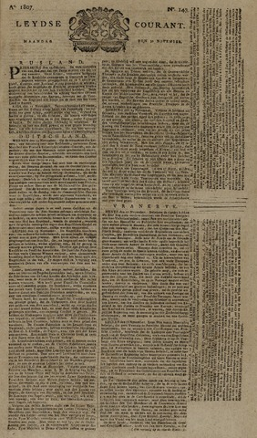Leydse Courant 1807-11-30