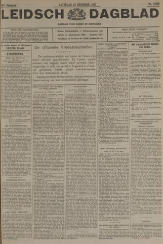 Leidsch Dagblad 1935-12-14