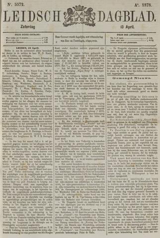 Leidsch Dagblad 1878-04-13
