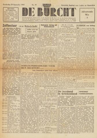 De Burcht 1945-09-20