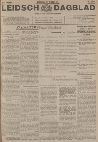 Leidsch Dagblad 1937-10-20