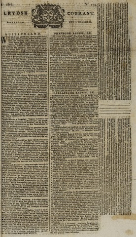 Leydse Courant 1803-11-09