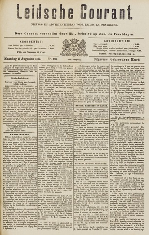 Leydse Courant 1887-08-15