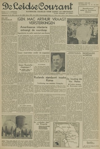 Leidse Courant 1950-07-04