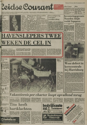 Leidse Courant 1980-02-12