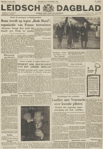 Leidsch Dagblad 1959-11-30