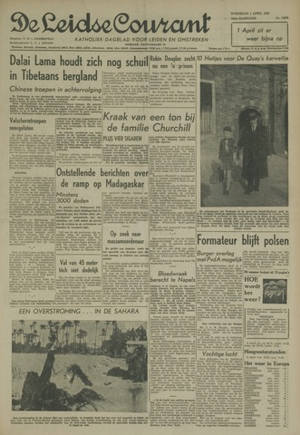Leidse Courant 1959-04-01