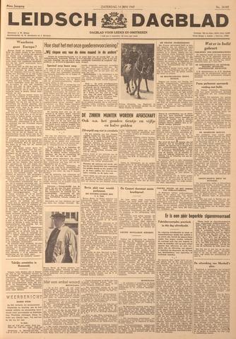 Leidsch Dagblad 1947-06-14