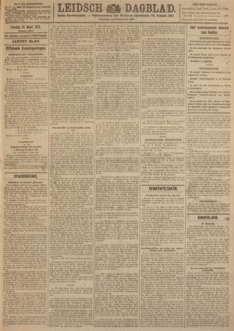 Leidsch Dagblad 1923-03-24
