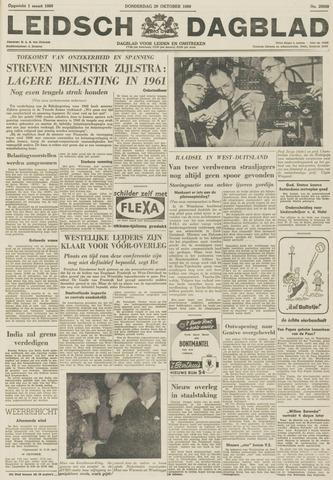 Leidsch Dagblad 1959-10-29
