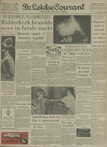 Leidse Courant 1966-04-06
