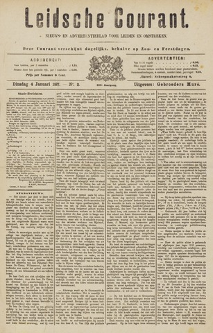 Leydse Courant 1887-01-04