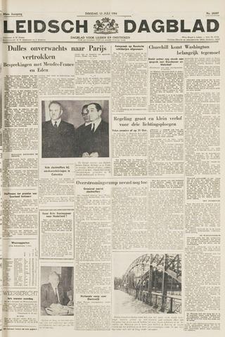 Leidsch Dagblad 1954-07-13