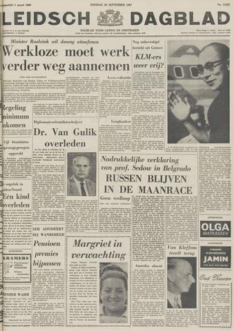 Leidsch Dagblad 1967-09-26