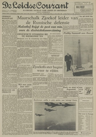 Leidse Courant 1955-02-10