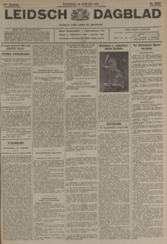 Leidsch Dagblad 1935-01-30