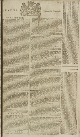 Leydse Courant 1773-05-07