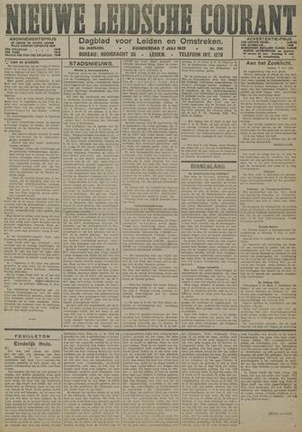 Nieuwe Leidsche Courant 1921-07-07