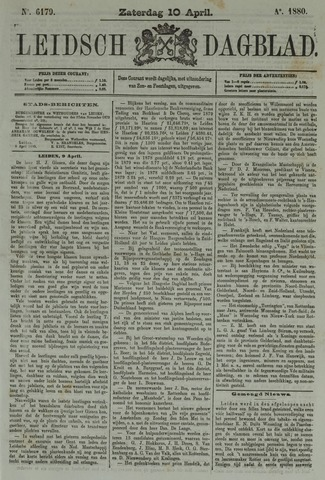 Leidsch Dagblad 1880-04-10