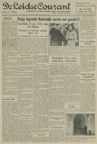 Leidse Courant 1950-05-24