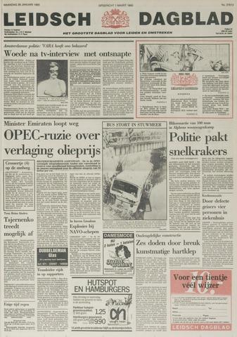 Leidsch Dagblad 1985-01-28