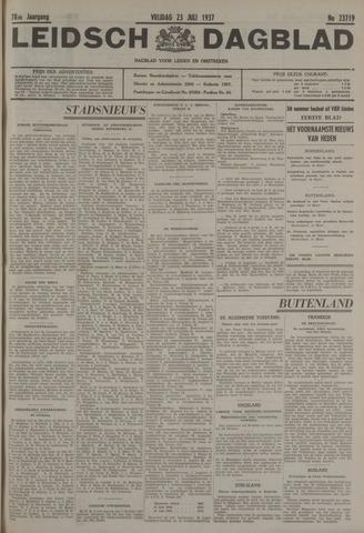 Leidsch Dagblad 1937-07-23
