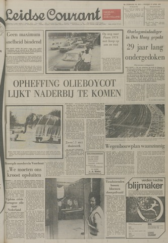 Leidse Courant 1974-04-12
