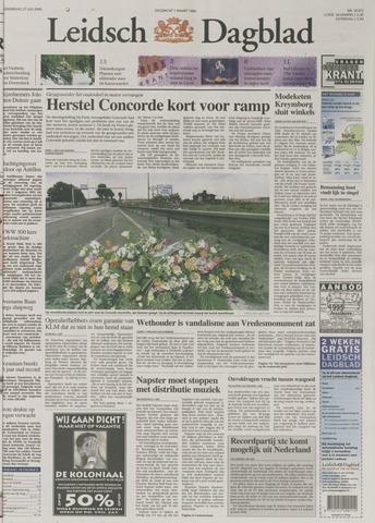 Leidsch Dagblad 2000-07-27
