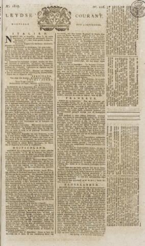 Leydse Courant 1815-09-27