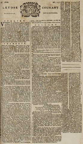 Leydse Courant 1808-09-28