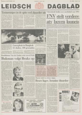 Leidsch Dagblad 1990-09-25