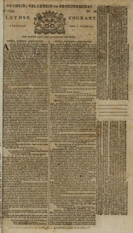 Leydse Courant 1795-02-11