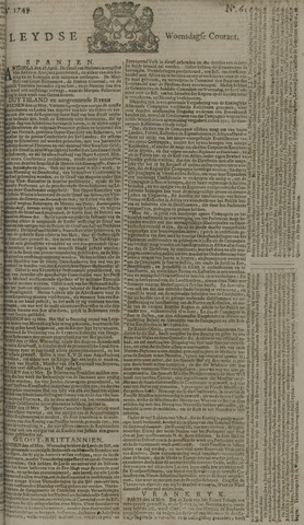 Leydse Courant 1749-05-21